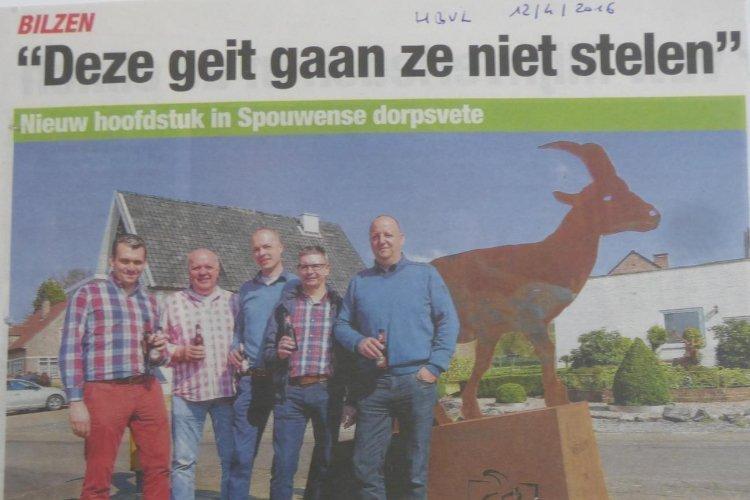 Krantenknipsels 2016-Limburgs-Volkskundig-Genootschap-LVG