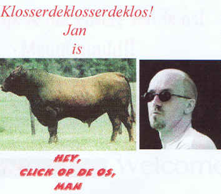 Jan is Os
