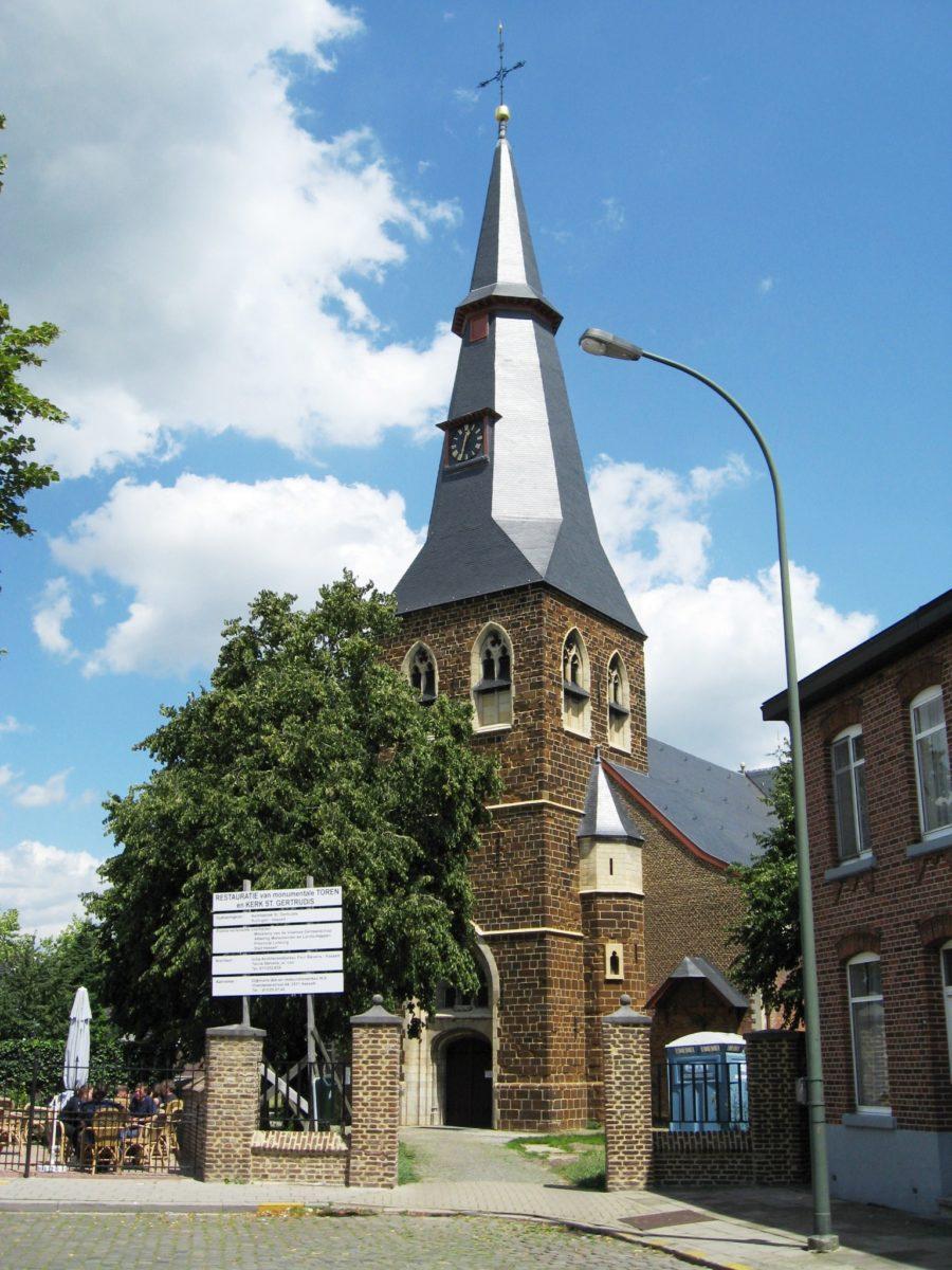 St Gertrudiskerk Kuringen